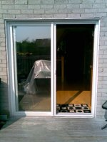 Patio Door Retractable Screens
